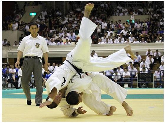 大渡口柔道课程