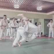 沙坪坝柔道训练